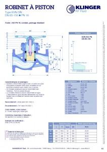 KVN DN 65-150 PN16