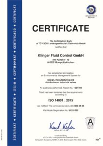 thumbnail of Certification ISO 14001_Validité 30 06 2020