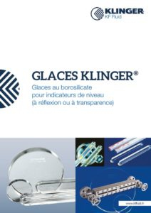 thumbnail of KLINGER INDICATEURS DE NIVEAU-catalogue