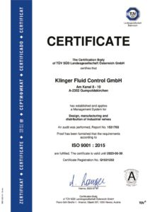 thumbnail of Certification ISO 9001 Validité 30 06 2023